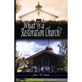 What is a Restoration Church B391