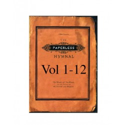 The Paperless Hymnal set vol.1-12 S112