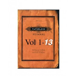 The Paperless Hymnal set vol.1-13 S112
