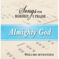 Almighty God #17 SFW CD