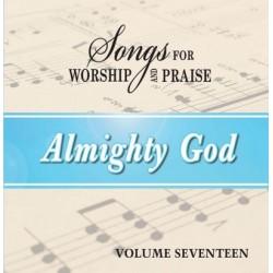 Almighty God #17 SFW CD