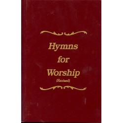 Hymns for Worship Rev Maroon