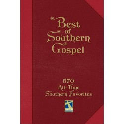 Best of Southern Gospel - Soft-Back Conventional note