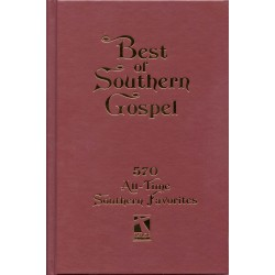 Best of Southern Gospel - HardBack Conventional