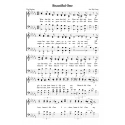 Beautiful One - PDF Song Sheet