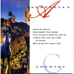Country - Acappella Co CD-156