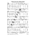 Christ the Lord is Risen Today - PDF Song Sheet