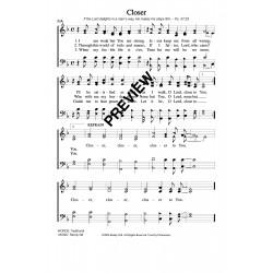 Closer - PDF Sheet Music