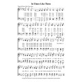 In Times Like These - PDF Song Sheet