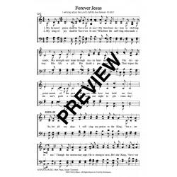 Forever Jesus-PDF Sheet Music