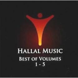 Hallal Music - Best of Volumes (Vol. 1-5)