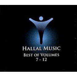 Hallal Music - Best of Volumes (Vol. 7-12)