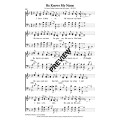 He Knows My Name-PDF sheet music
