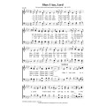 Here I Am Lord - PDF Song Sheet