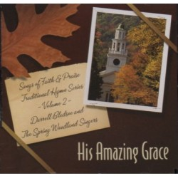 His Amazing Grace CD
