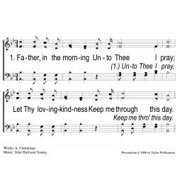 I Will Pray - PPT Slides