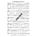In the Shadow of the Cross-PDF Sheet Music