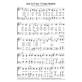 Just As I Am-I Come Broken PDF Song Sheet