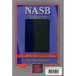 NASB Ultrathin Reference Two-tone B5005