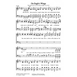 On Eagle's Wings-PDF Song Sheet