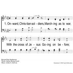 Onward Christian Soldiers-PPT Slides
