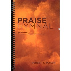 Praise Hymnal - 2017  Spiral - Shape Notes