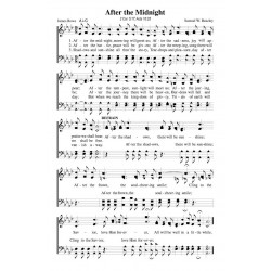 After the Midnight - PDF Song Sheet