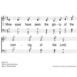 Battle Hymn of the Republic 4x3 - PPT