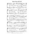 Born to Serve the Lord - PDF Song Sheet