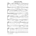 Come Let us Sing - PDF Song Sheet