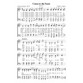 Come to the Feast - PDF Song Sheet