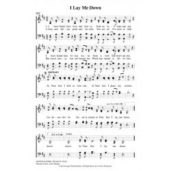 I Lay Me Down - PDF Song Sheet
