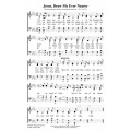 Jesus Draw Me Ever Nearer - PDF Song Sheet