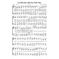 Let Him Have His Way - PDF Song Sheet