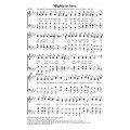 Mighty to Save - PDF song sheet