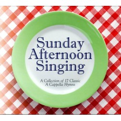 Sunday Afternoon Singing CD - Faith Family Friends