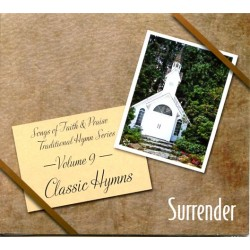 Surrender #9 Traditional SFP CD