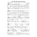 The Christian's Welcome Home - PDF Song Sheet