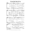 The Son Hath Made Me Free - PDF Song Sheet