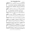 They Watched Him There - PDF Song Sheet