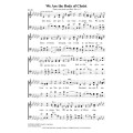We are the Body of Christ - PDF Song Sheets