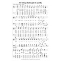 We'll Sing Hallelujah By and By-PDF Song Sheet