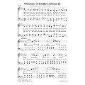 When Days of Toil Have All Gone By - PDF Song Sheet