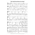Who Shall Stand Before the King - PDF Song Sheet