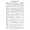 Beautiful City of God-PDF Song Sheet