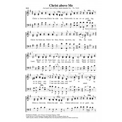 Christ Above Me PDF Song Sheet