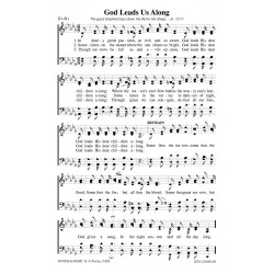 God Leads Us Along-PDF Song Sheet