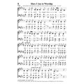 Here I Am to Worship-PDF Song Sheet