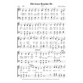 His Grace Reaches Me-4 part-PDF Song Sheet