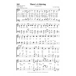 There's a Stirring PDF Song Sheets